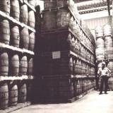 Най-големия склад за отлежаваен на ром по Карибите