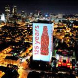 Външни реклами на Кока Кола 125