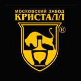Московсий завод кристал лого 160