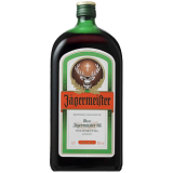 Егермайстер бутилка 1 литър 330