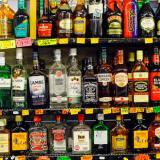 Рафтове с алкохолни напитки