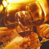 Наздравица с вино