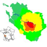 NEW Подрегиони в областта Коняк квадратна