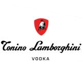 Лого на водка Тонино Ламборгини лого