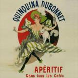 Dubonnet постер