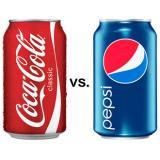 Кока Кола срещу Пепси