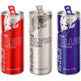 Новите вкусове на Ред Бул