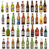 бутилки бира квадрат