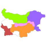 Винарски региони в България 2