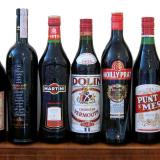 Всички марки италиански червени вермути