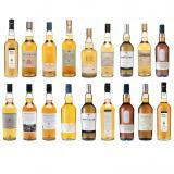 марки малцови шотландски уискита