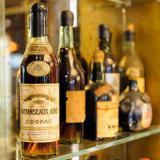Коняк Coutanseaux 1767 - най старата бутилка с коняк