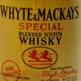 Уайт и Маккей скоч уиски
