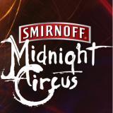 Smirnoff-Смирноф Midnight Circus лого