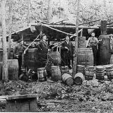 Контрабандна дестилация на уиски