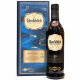 Бутилка и опаковка на Гленфидич 19 годишен, отлежал в бъчви от бърбън