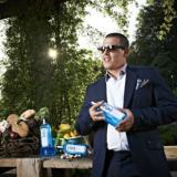 Матео ванци Най-креативен барман в смета за 2013 на Бамбай Сапфаер