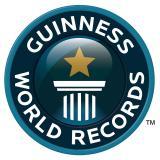 Световни рекорди на Гинес лого