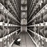 Склад за отлежаване на канадско уиски
