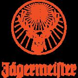 Йегермайстер лого оранжево 330 лого