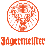 Йегермайстер лого оранжево 330