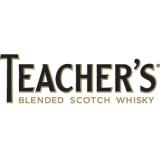 Лого на марката блендиран скоч Тичърс лого