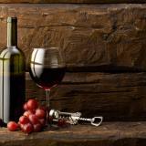 червено вино и червено грозде 2