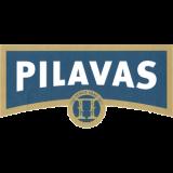 Лого на узо Пилавас лого
