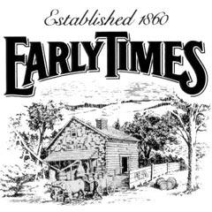 Известна монография на дестилерията Ърли Таймс