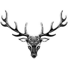Еленските рога. Отличителният знак на дестилерията Далмор