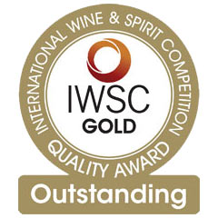 IWSC Gold Outstanding Medal