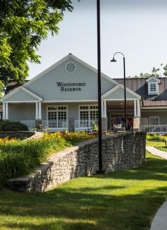 магазина на Уудфорд ризърв в дестилерията