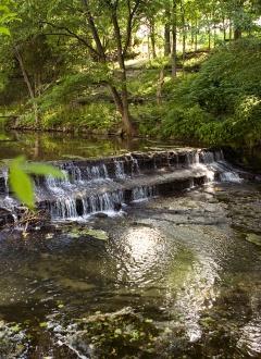 водата използвана за Уудфорд Резърв