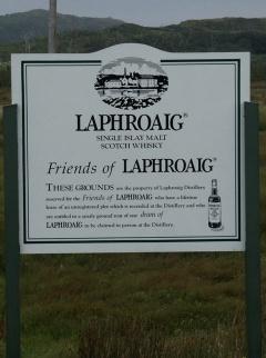 Приятели на Лафройг