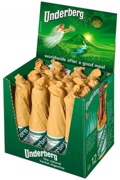 Кутия с малки бутилки Ундерберг
