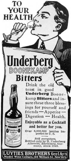 Реклама на Ундерберг 3