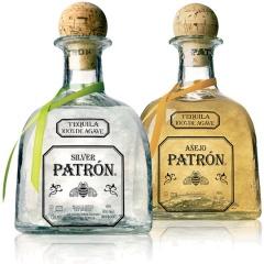 Патрон Анехо и Патрон Силвър - първите два продукта на марката