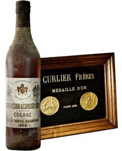Златен медал за Курвоазие на изложението в Париж 1889