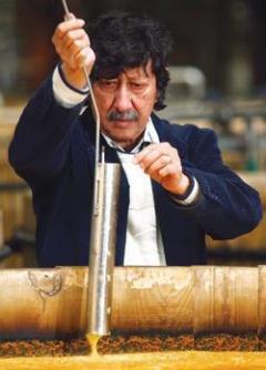 Франциско Алкараз главен технолог на Патрон