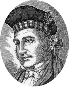 Джон Грант основателя на Глен Грант