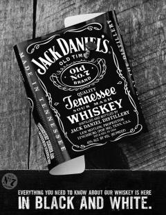 Черният етикет на Джак Даниелс