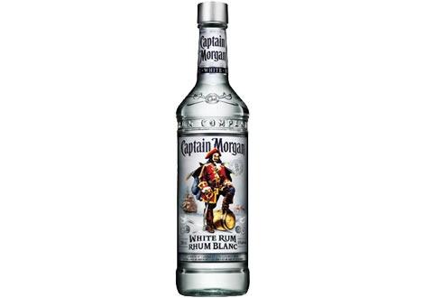 Капитан Моркан бял ром