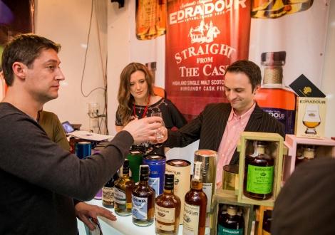 Уиски Ром и Вино - Мастър Тест 2015 - Едрадор
