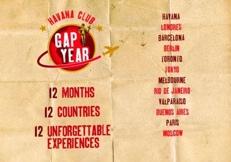 Havana Club 12 месеца по света 470