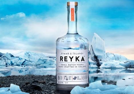 Водка Рейка сред гледчери