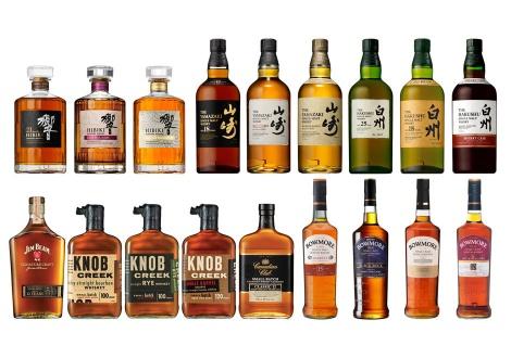 Уискитата на Бийм Сантори