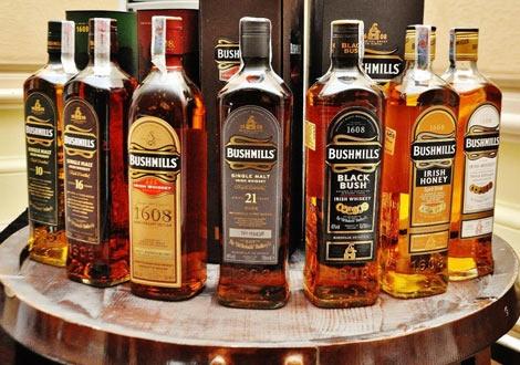 Уиски Фест София 2013 Бушмилс 2