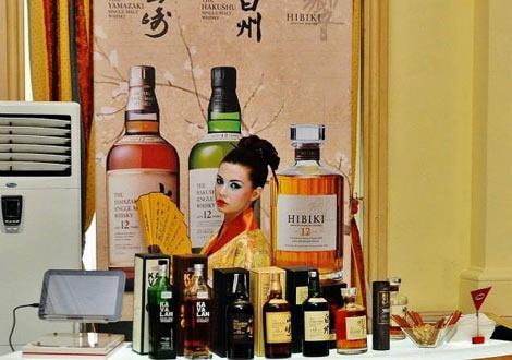 Уиски Фест София 2013 Японски уискита
