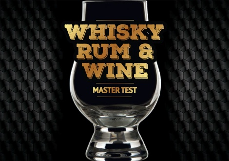 Лого Уиски, Ром и Вино, Мастър тест София 2015