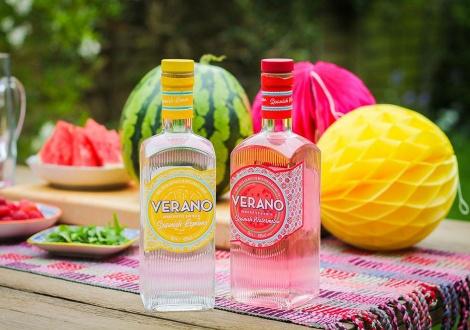 Джин Верано - Лимон и Диня